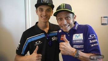 MotoGP: Rossi: Luca and I on front row, but this is only the start