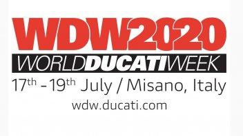 MotoGP: Ducati strikes back! here the dates of World Ducati Week 2020