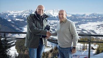 MotoGP: Il GP di Austria re delle nevi: premiato come migliore gara a Kitzbüel