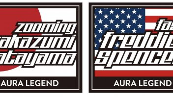Moto - News: Spencer & Katayama new products has been started for sell