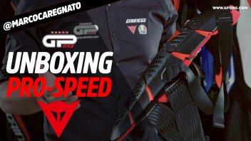 Moto - News: Dainese PRO-SPEED: un paraschiena leggero, sicuro ed aerodinamico