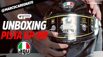 Moto - News: AGV PISTA GP-RR: omologazione FIM MotoGP? Nessun problema!
