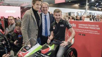 News: Aperte le iscrizioni al campionato FMI Aprilia Sport Production