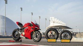 Moto - News: Pirelli Diablo Supercorsa SP: le scarpe della Ducati Panigale V4 2020