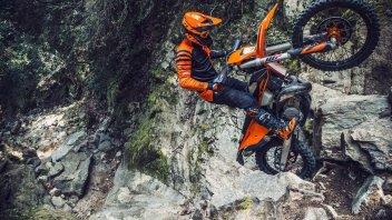Moto - News: KTM: fino al 29 febbraio, continuano le promozioni sui fuoristrada m.y. 2020