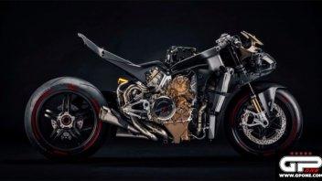 Moto - News: Ducati Panigale V4 Superleggera: un video svela i dettagli segreti