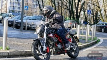 Moto - Test: Benelli BN 125, si torna a sognare la moto e non lo smartphone