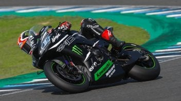 SBK: Rea e la Kawasaki missili nei test di Jerez, 6° Redding
