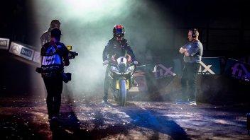 SBK: Rea on the motocross track with Kawasaki SBK