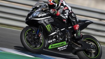 """SBK: Rea launches the challenge: """"At Jerez just to confirm some things on the Kawasaki"""""""