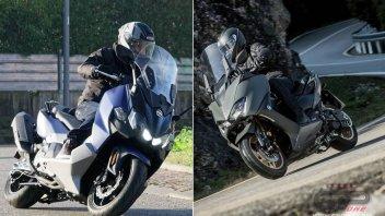 Moto - Test: Test, Yamaha TMAX 560 vs SYM Maxsym TL500: maxi scooter agli antipodi