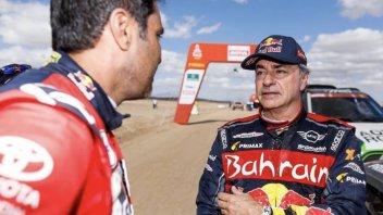 Dakar: AUTO - La corsa si riapre! Al Attiyah a soli 24 secondi da Sainz