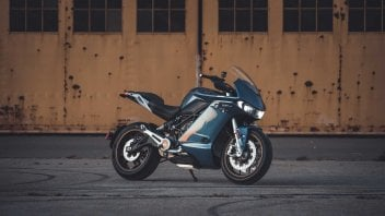 Moto - News: Zero presenta la nuova SR/S, svelati prezzo e dettagli