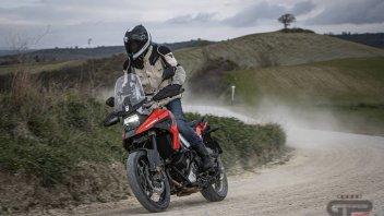 Moto - Test: Suzuki V-Strom 1050 XT 2020: salto di qualità e stile per la crossover