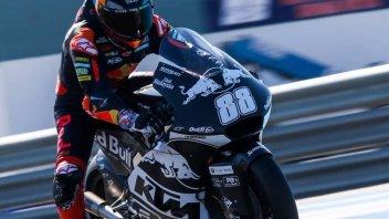 Moto2: Test Jerez, Day 1: solo Martin più rapido di Marini