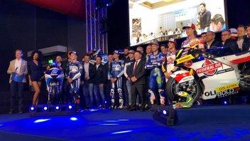 Moto2: The Gresini team doubles to win
