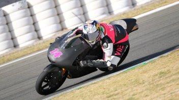 Moto3: Tony Arbolino fa volare la Honda nei test di Valencia