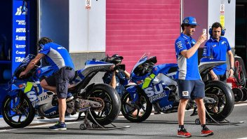 """MotoGP: Rins: """"Marquez used me as a benchmark? Just a coincidence"""""""