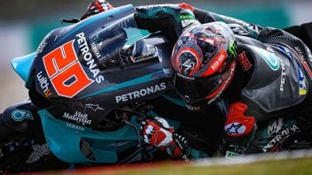 MotoGP: Test Sepang DAY 1. Doppietta Petronas: 1° Quartararo, 2° Morbidelli
