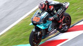 MotoGP: Test Sepang DAY 2. Quartararo concede il bis, 2° Miller e 3° Pedrosa