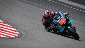 MotoGP: Quartararo chiude in bellezza i test di Sepang, 5° Rossi