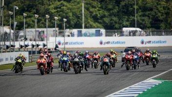 MotoGP: Coronavirus non ferma la MotoGP: si al GP di Thailandia