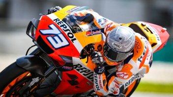 """MotoGP: Alex Marquez: """"La Honda è meglio di quanto mi aspettassi"""""""