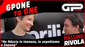 "MotoGP: Rivola, Aprilia: ""Ho fiducia in Iannone, lo aspettiamo a Sepang"""