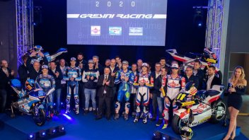 "MotoGP: Gresini: ""The new Aprilia made Espargarò cry ... with joy"""