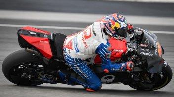 """MotoGP: Miller: """"Ducati è migliorata dappertutto, ma ho rischiato di cadere"""""""