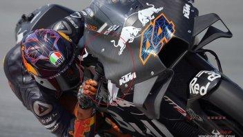 MotoGP: Uno squalo si aggira nel box KTM, ma è solo aerodinamica