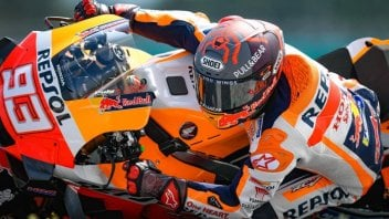 """MotoGP: Marquez: """"Puig asked me if I was ready to suffer; I answered yes"""""""