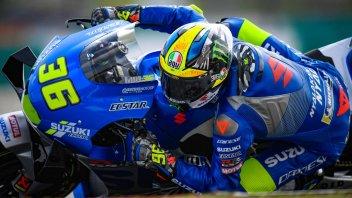 """MotoGP: Mir: """"Ho la possibilità di stare più spesso con i migliori"""""""