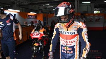 """MotoGP: Marquez: """"Ho fatto un passo in avanti tornando indietro, al 2019"""""""