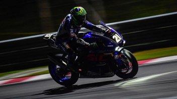 SBK: Morbidelli porta la Yamaha in pole position alla 8 Ore di Sepang