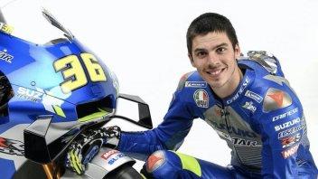 """MotoGP: Mir: """"Suzuki prima scelta, dovessi cambiare sempre un team ufficiale"""""""