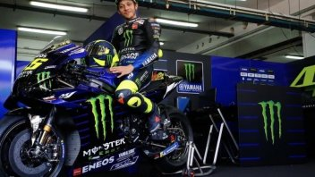 """MotoGP: Valentino Rossi: """"Stopwhen I'm still going fast? It would be nice anyway"""""""