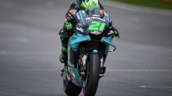 """MotoGP: Morbidelli: """"La mia Yamaha è diversa da quella di Rossi e Vinales"""""""