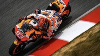 """MotoGP: Marquez: """"The new tyres will probably help Yamaha and Suzuki"""""""