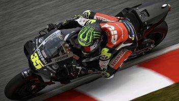 "MotoGP: Crutchlow: I'd like the Honda 2018 with the 2020 engine."""