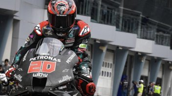 """MotoGP: Quartararo: """"I'm fast on the flying lap. I have to work on the race pace."""""""