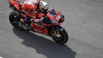 """MotoGP: Dovizioso: """"The best? Rins and Vinales. I'm not riding the way I want"""""""