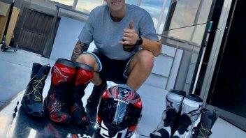 MotoGP: Quartararo aiuta i giovani piloti francesi in onore di Patrick Pons