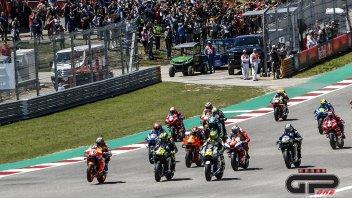 MotoGP: Più tempo alle TV durante la procedura di partenza