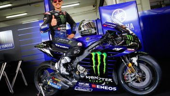 """MotoGP: Vinales: """"I cleared things up with Yamaha, so I decided to stay."""""""