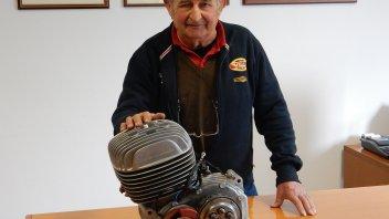 News: Addio a Francesco Villa, pilota e inventore da corsa
