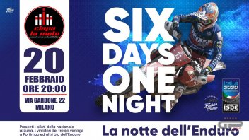 News: Six Days Italia 2020: edizione 95 per l'evento principe dell'enduro