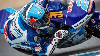 News: Moto2, Moto3: I team italiani partono col turbo nel test di Losail