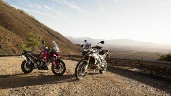 Moto - News: Triumph Tiger 900: tutta nuova la Adventure secondo Hinckley