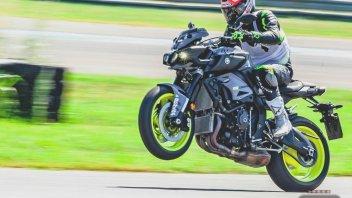 Moto - News: Yamaha e Riding School di Luca Pedersoli, un rapporto in doppia cifra